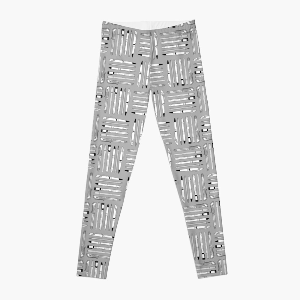 Weapons Of Mass Creation (on grey) Leggings