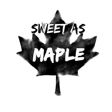 Sweet as Maple // Hayley Kiyoko by ShellysWorld
