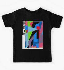 New Order Factus 8 Shirt Joy Division Kids Clothes