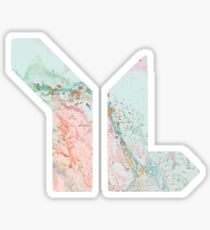 younglife yl marble Sticker