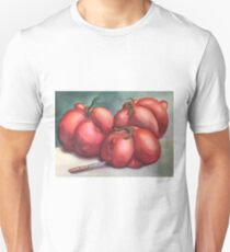 Deformed Tomatoes Unisex T-Shirt