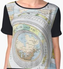 TRAVEL CAN0N Women's Chiffon Top