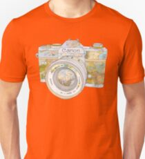 TRAVEL CAN0N T-Shirt