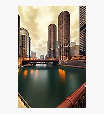 Marina City Photographic Print