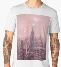 Stardust Covering New York Men's Premium T-Shirt