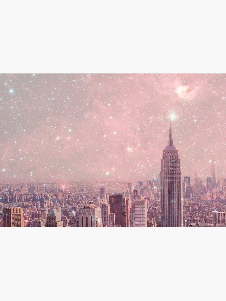 Stardust, der New York bedeckt von BiancaGreen