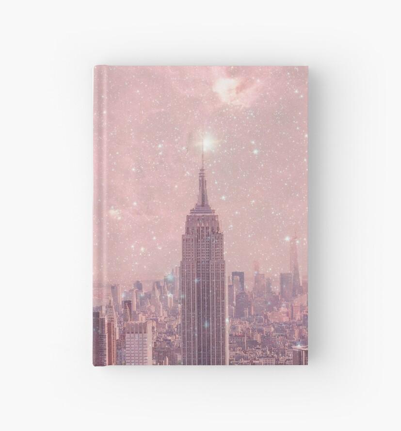 Stardust, der New York bedeckt von Bianca Green