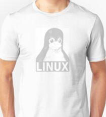ascii Tux  Unisex T-Shirt