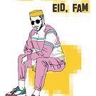 FRESH Eid Card 3 by Banarn
