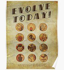 Bioshock Plasmids By Ryan Industries Poster
