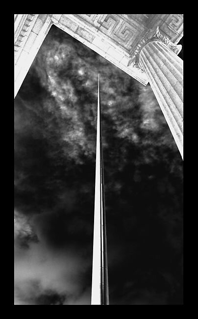 The Needle - Dublin by SNAPPYDAVE