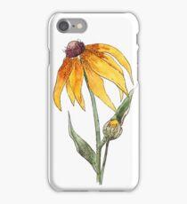 Rudbeckia iPhone Case/Skin