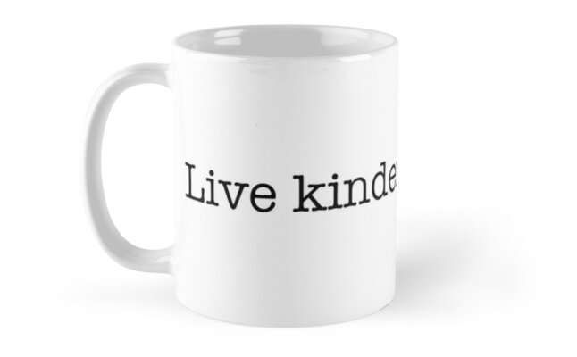 Live Kinder; Live Longer by FeedKindness