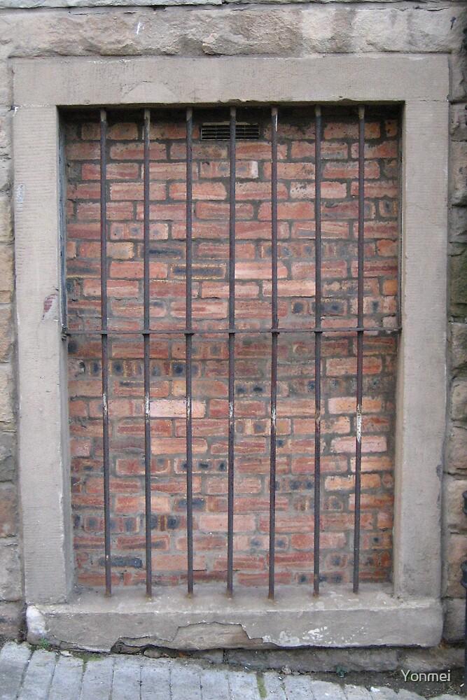 Bricks Behind Bars by Yonmei