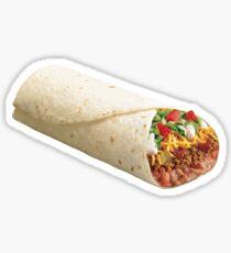 Burrito 1 Sticker