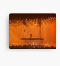 Kanye West Canvas Print