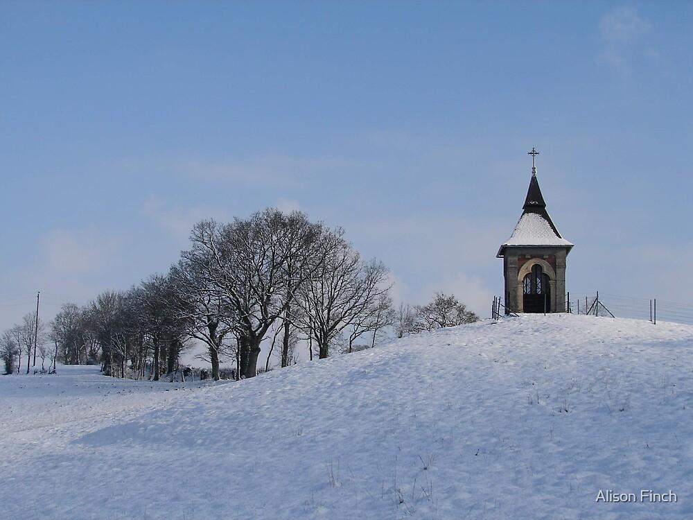 Chapel St Michel by Alison Finch