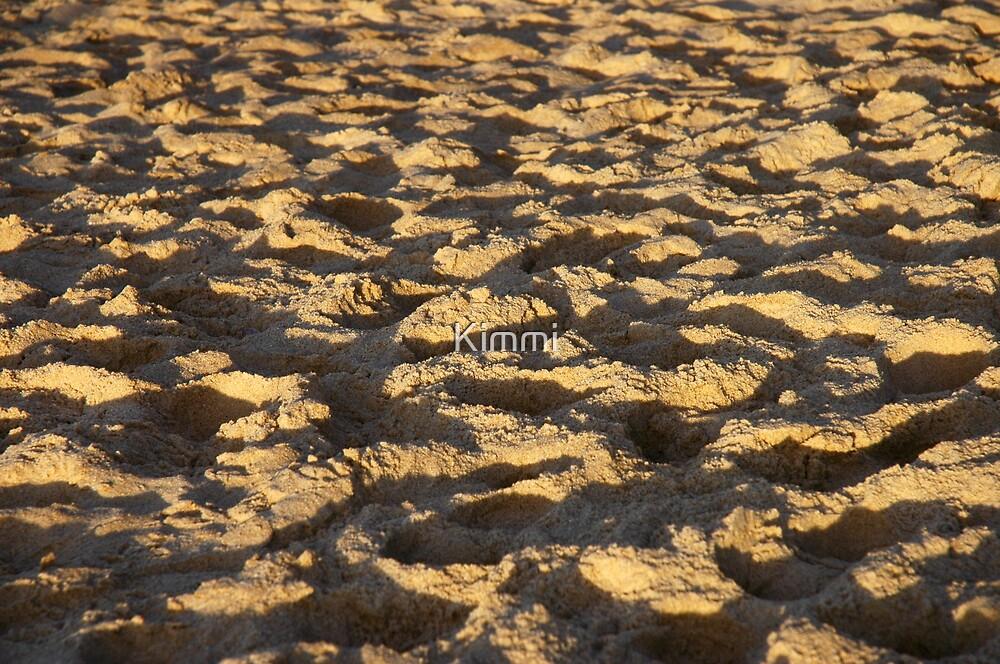 Sand by Kimmi