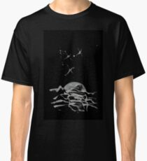 Brush and Ink - 0157 - Sky Fishers Classic T-Shirt
