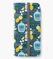 Gin and Tonic iPhone Wallet/Case/Skin