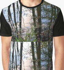 Waterlines Graphic T-Shirt