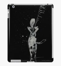 Brush and Ink - 0160 - Blister iPad Case/Skin