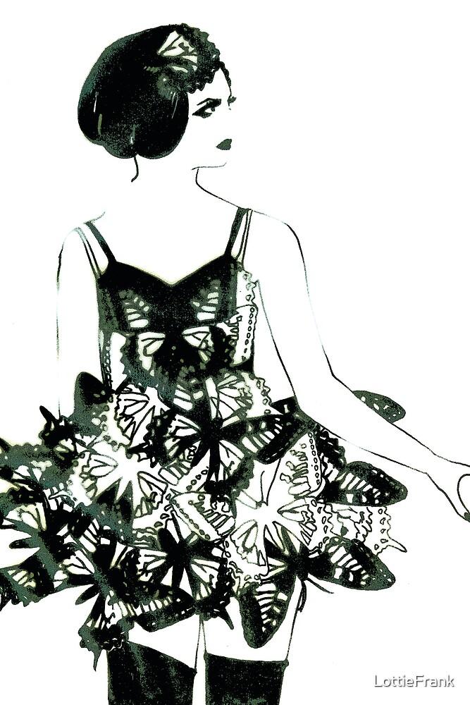 Butterfly Dreams by LottieFrank