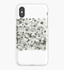 Scribbles iPhone Case