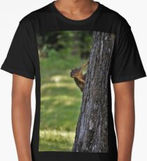 What Are You Looking At? Long T-Shirt
