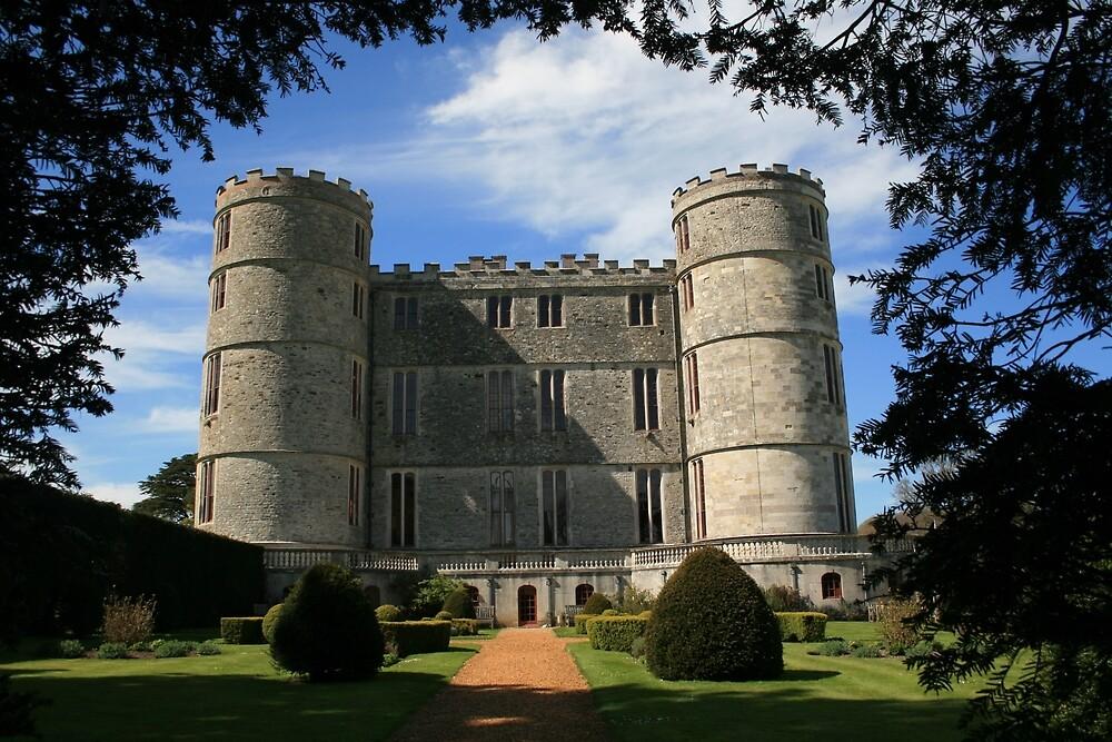 Lulworth Castle Garden by RedHillDigital