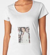 Lana Parrilla Women's Premium T-Shirt