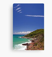 Signs in the Sky Canvas Print