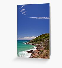 Signs in the Sky Greeting Card