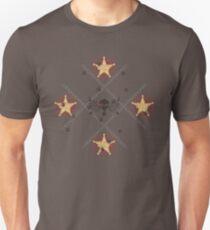 McCree Deadeye inspired print Unisex T-Shirt