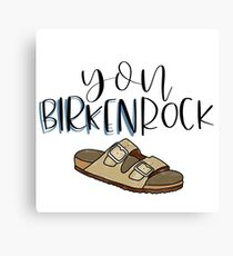 You Birkenrock  Canvas Print
