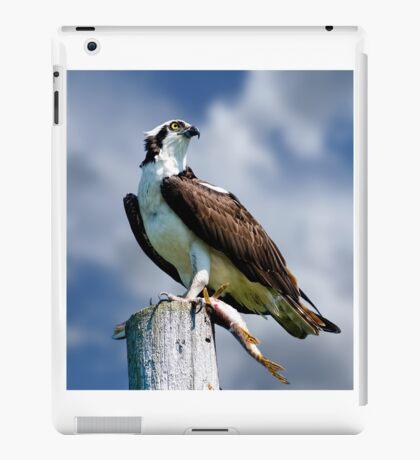 Osprey with Pike iPad Case/Skin