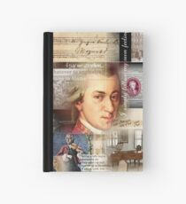 Mozart Notizbuch