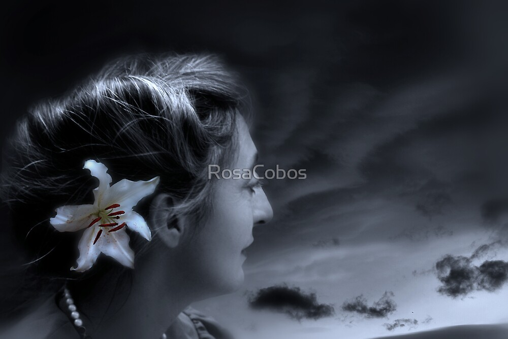 """The""""LilyOfTheWest""""Awaiting by RosaCobos"""