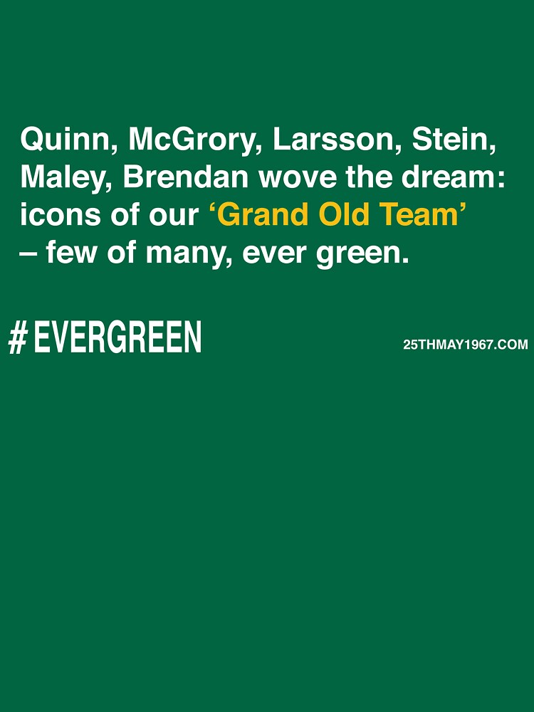 Ever Green by 25thmay1967