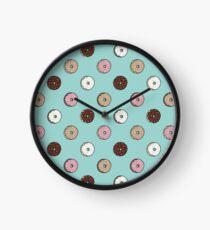 Polka Donut Clock