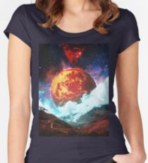 Powers of the Universe Women's Fitted Scoop T-Shirt