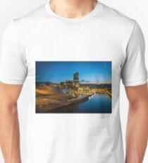 Bilbao at Night Unisex T-Shirt