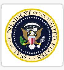 US Presidential Seal Sticker