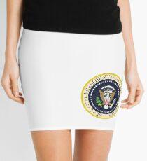 US Presidential Seal Mini Skirt
