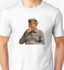 JFK Eating Ice Cream T-Shirt