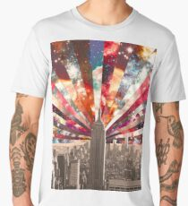 Superstar New York Men's Premium T-Shirt