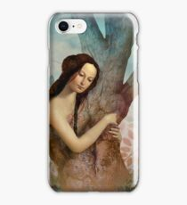 Embraced iPhone Case/Skin