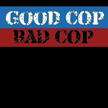 Good Cop/Bad Cop by Rebellion-10