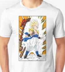 Dragon Ball Z - Super Gotenks Manga Unisex T-Shirt