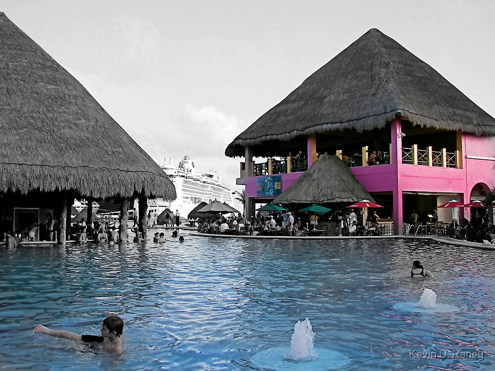 Pool Bar SC by Kevin D. Raney